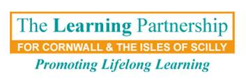Logo for The Learning Partnership for Cornwall and the Isles of Scilly