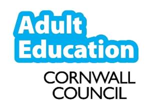 logo for Cornwall Council Adult Education